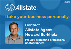 Allstate Photographers Insurance